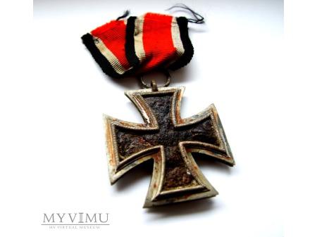 Duże zdjęcie Krzyż żelazny II klasy