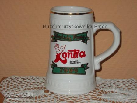 Duże zdjęcie 1999 Kontra KWK Bielszowice Biesiada