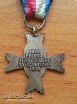 Krzyż Czynu Bojowego Polskich Sił Zbrojnych