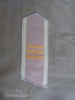 Szwecja - polowe oznaki stopnia: starszy kapral