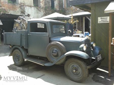 Opel P4 pick-up, 1936 r. Unikat!!!