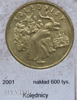 2 zł 2001 09