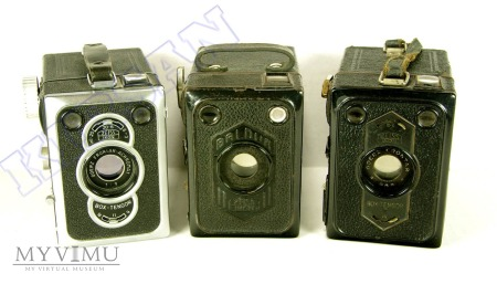Zeiss Ikon Tengor Box , Baldur Box.