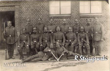 Korpus Zastrowa Batalion Saperów Grudziądz 1915