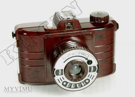 Druh synchro camera,Polski aparat foto.