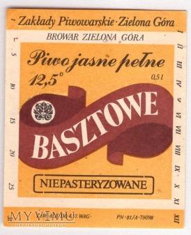 Duże zdjęcie Zielona Góra, BASZTOWE