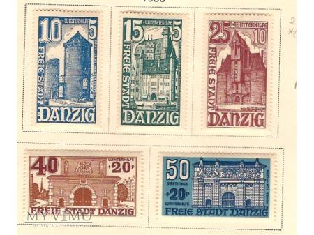 Wolne miasto Gdańsk /Danzig