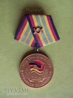 Medaille für treue Dienste der NVA XX
