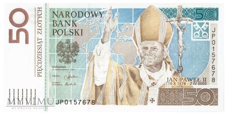 Polska - 50 złotych (2006)