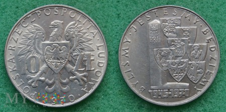1970, 10 zł