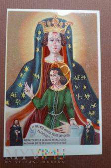 Cudowny portret Matki Bożej