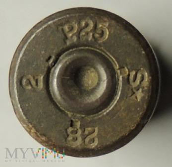 Łuska 7,92x57 P25 S* 28 2