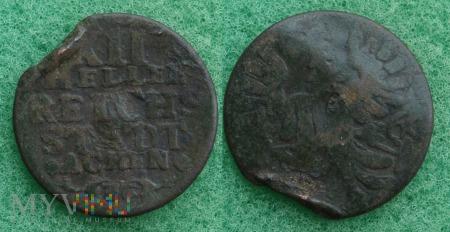 Niemcy, 1760, XII Heller