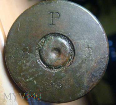 Łuska niemiecka 2 cm FlaK 38