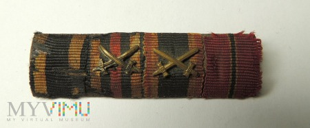 Baretka - szpanga medalowa