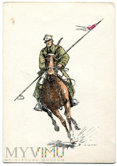 Duże zdjęcie Wojsko Polskie, Ułan c. 1930