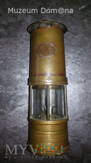 LAMPA OLEJOWA - PRIMA BIRMINGHAM - ANGLIA