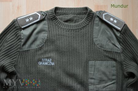 Sweter służbowy SG