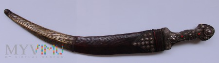 Jambiya - Dharia - Wahabitów