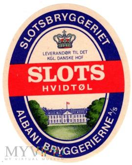 SLOTS HVIDTØL