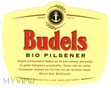 Budels Bio Pilsener