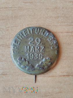 Freiheit und Brot 29. März 1936