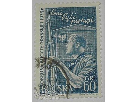 Obrona poczty gdańskiej 1939 r.