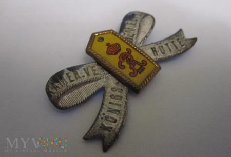 Duże zdjęcie Odznaka Kameraden Verein Konigshutte