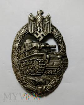 Pancerna odznaka szturmowa srebrna niemcy