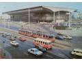 c. 1985 WARSZAWA Dworzec Centralny Autobus Orbis