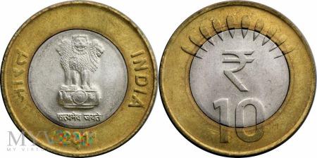 Indie, 10 Rupees 2011