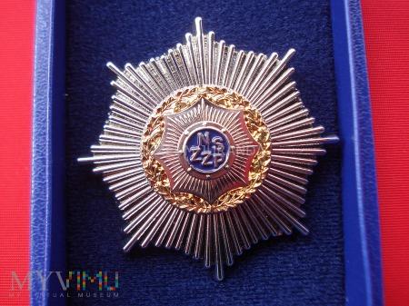 Złota Odznaka Honorowa NSZZP