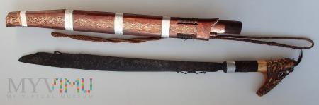 Mandau - krótki miecz Dayaków