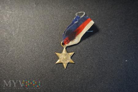 Miniatura - Gwiazda Za Wojnę 1939-45