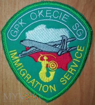 Graniczna Placówka Kontr. Okęcie - Imigration Serv