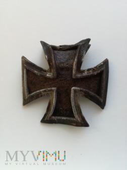 Krzyż Żelazny II klasy ( EK II )