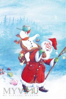 Prezenty św. Mikołaja