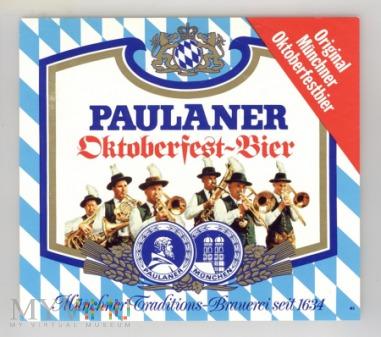 Paulaner, Oktoberfest-Bier