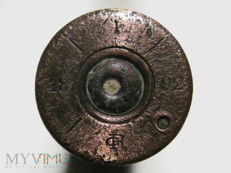 Łuska 8x52R Mannlicher M.90 [ I/18/92/GR] E