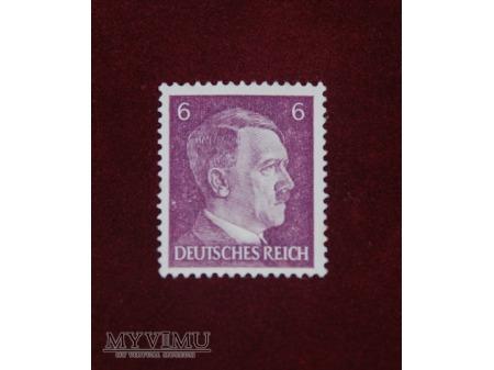 Adolf Hitler. 6 feninigów.