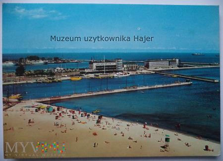 GDYNIA Basen Żeglarski im. Generała Zaruskiego. Sz