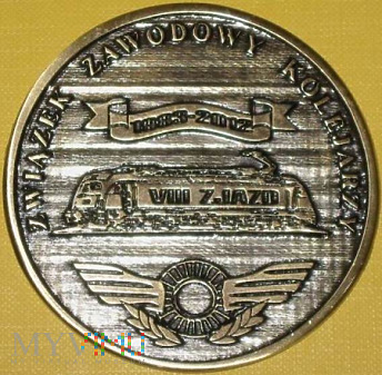 Medal Federacji ZZ Pracowników PKP