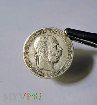 1 korona 1894 Austro-Węgry