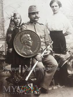 Srebrny Medal Za Waleczność (Fortitvdini)