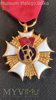 Duże zdjęcie Order Sztandaru Pracy I Klasy PRL - po 1985 roku
