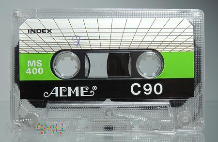 Acme MS400 C90 , dla Tesco