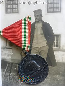 Magyar Háborús Emlékérem. Medal pamiątkowy