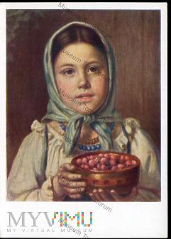 Raczkow - Dziewczyna z jagodami - 1960