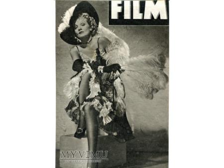 Duże zdjęcie Marlene Dietrich Film wycinek Destry Rides Again