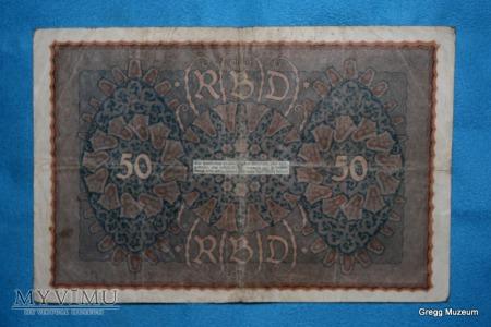 50 Mark 1919